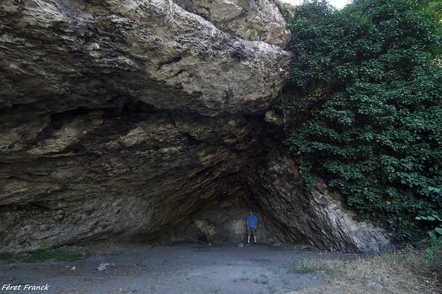 Abri Sous Roche 1 Citadelle de Besançon