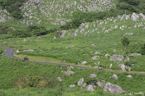 Hiraodai Limestone Plateau
