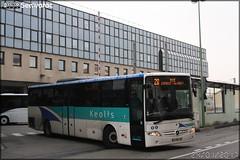 Mercedes-Benz Intouro - Keolis Drôme / La Drôme Transports n°524