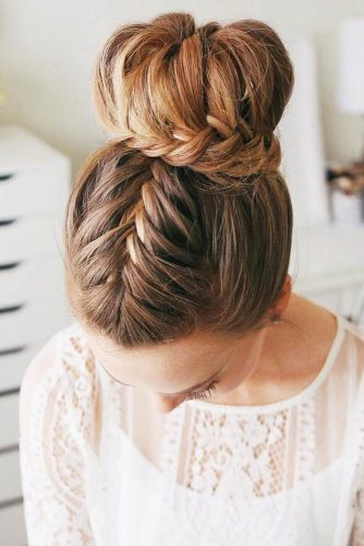 30+Most Stunning French Braid Hairstyles To Make You Amazed! 16