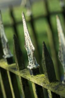 20180326-30_Fence Railings - Spikes - Butter Cross - Bilton Green