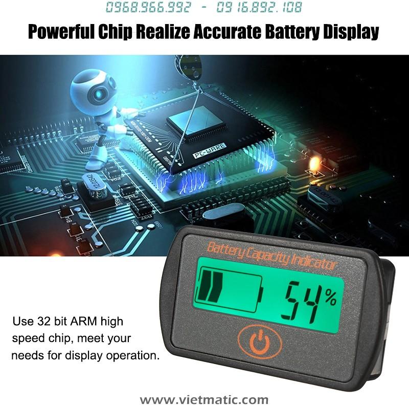 Cho độ chính xác cao với chip ARM 32bit