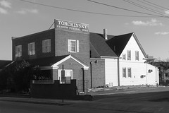 Torchinsky Hebrew Funeral Home, Takoma Park, Maryland