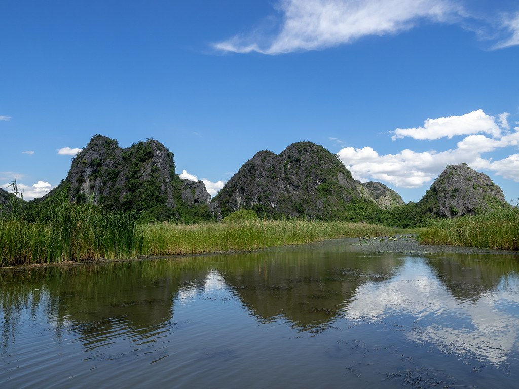 Van Long Nature Reserve