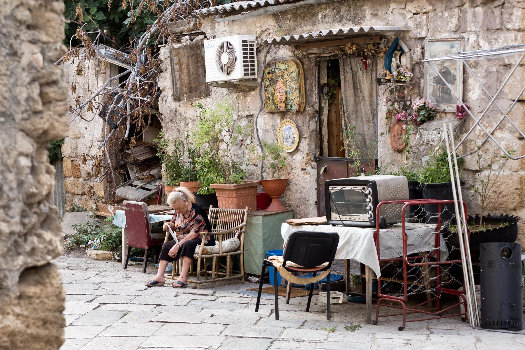 Via Judica, Palermo