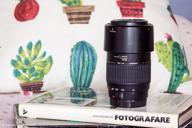 Obiettivo Tamron 70-300mm: attrezzatura fotografica