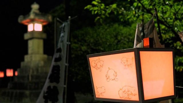 鎌倉ぼんぼり祭り'18-2