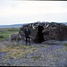 Kotzebue Sod Igloo - Alaska - 1965 by avaloncm