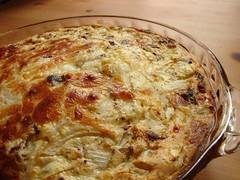 zwiebelkuchen, produce, food, dish, dessert, cuisine, quiche,