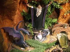 mythology, fictional character, dragon,