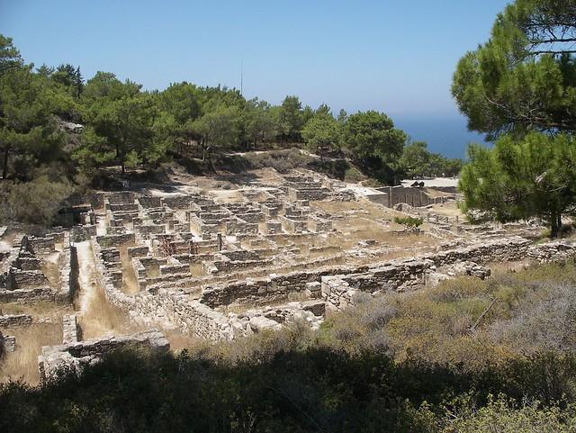 Ancient Kamiros 20