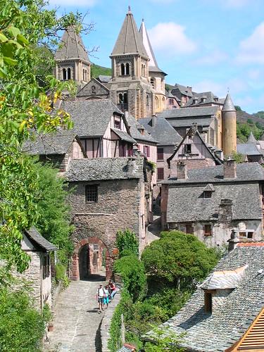 abbatiale Sainte Foy (CONQUES,FR12)