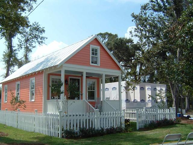 Cottage Court In Ocean Springs Katrina Cottage Ms