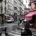 Paris Rain by danlward