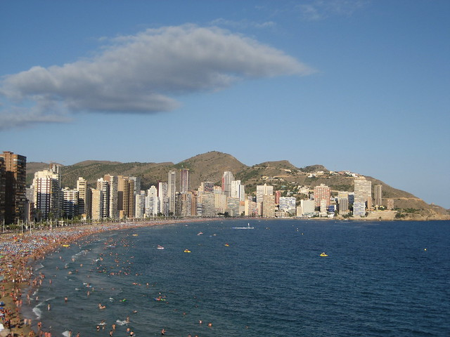 benidorm kids attractions