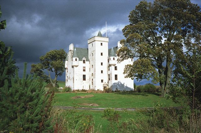 Leslie Castle Aberdeenshire Flickr Photo Sharing