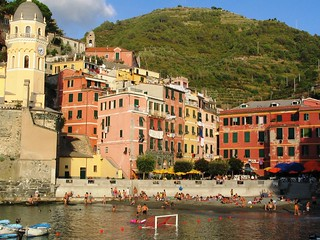 Vernazza - The city