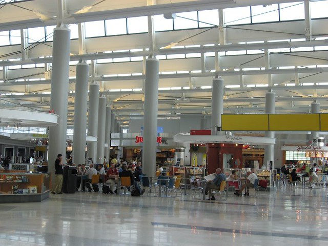 Ewr Airport Logo