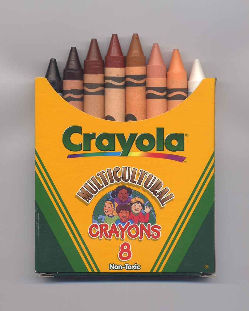 Multicultural Crayons; multicultural education in medicine
