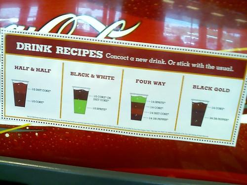 Burger King Drink Recipes