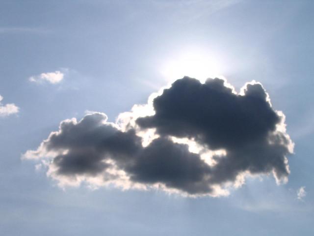 silver lining | Flickr - Photo Sharing!