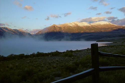 morning sunrise colorado fark twinlakes daybreak oresandmine