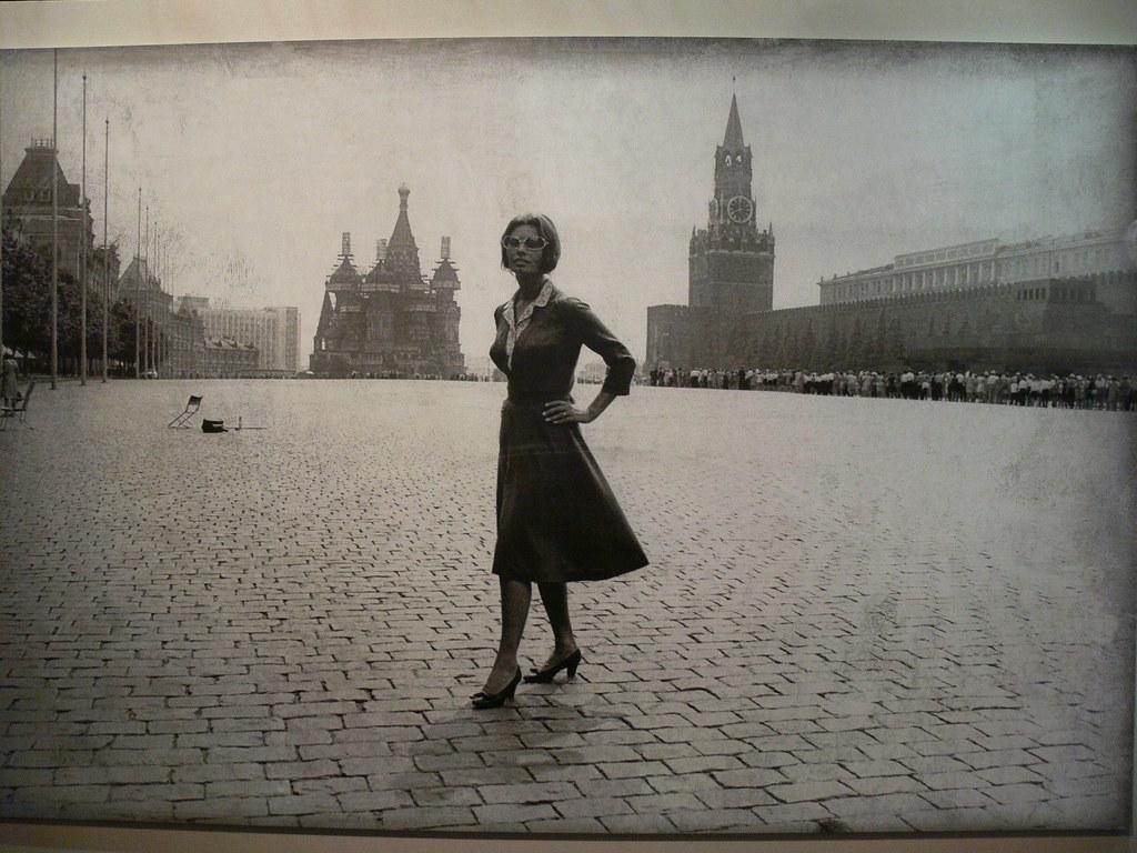 Sophia Loren, Moscow 1969