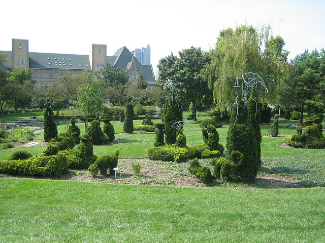 Topiary Park Columbus Ohio Flickr Photo Sharing