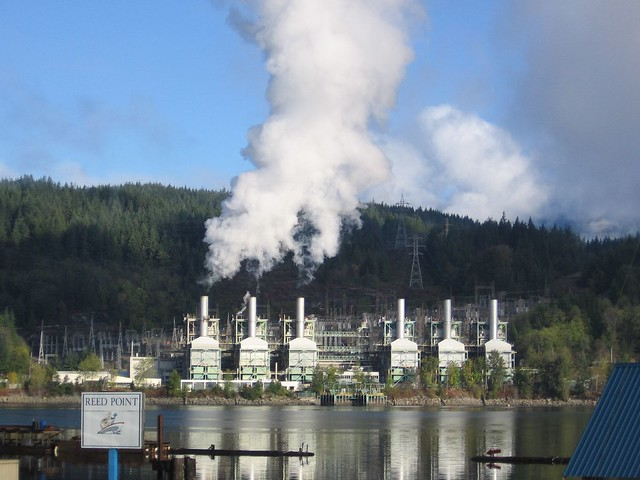 Burrard Generating Station