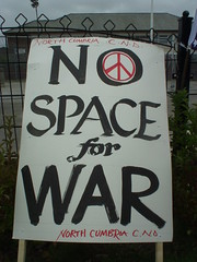 No Space for War