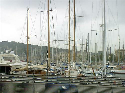 Barcelonas hamn