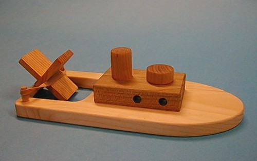 Wooden Paddle Boat Plans