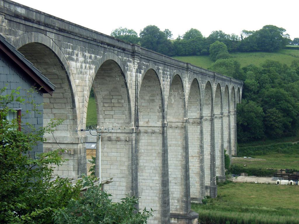 Calstock Viaduct 02