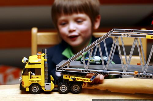 lego heavy loader 7900     MG 3435