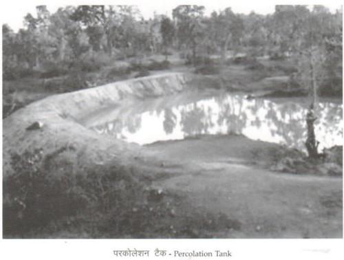Percolation Tank