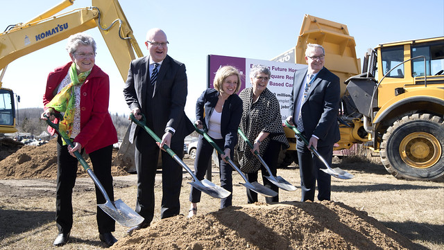 Fort McMurray continuing care centre breaks ground