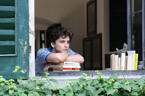 映画『君の名前で僕を呼んで』  ©Frenesy, La Cinefacture