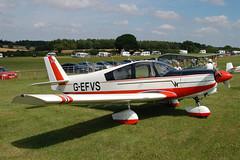 G-EFVS Wassmer WA51A Pacific (22) Popham 080810