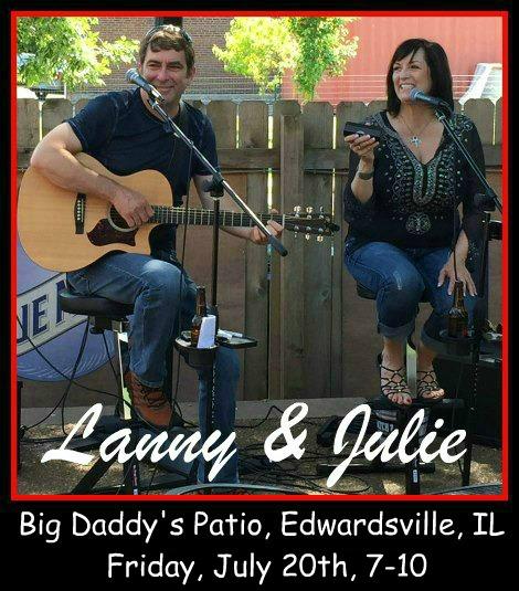 Lanny & Julie 7-20-18