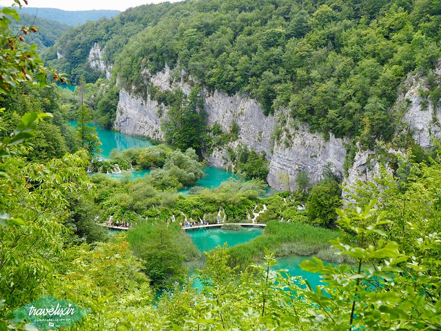 Plitvice Lakes National Park Day 1