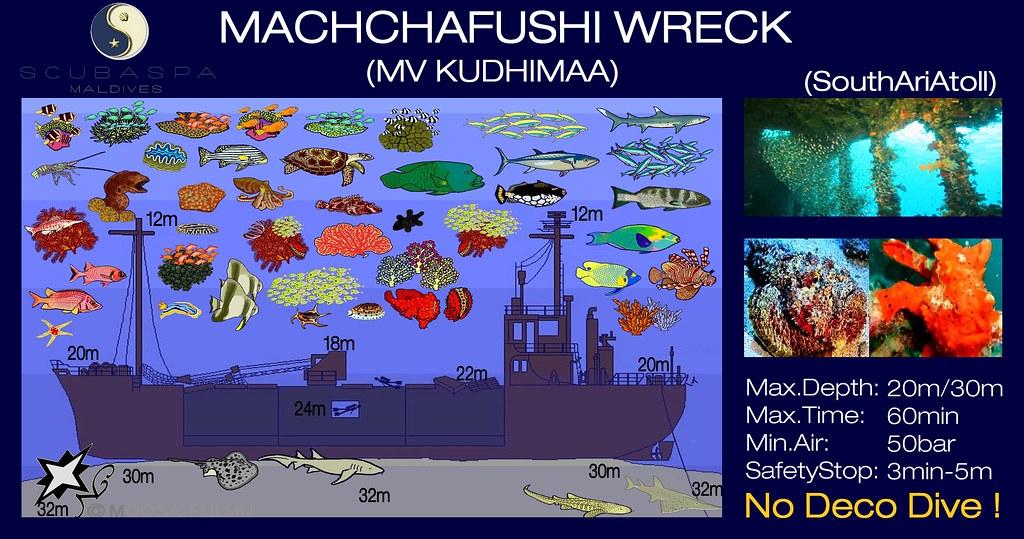 machchafushi wreck