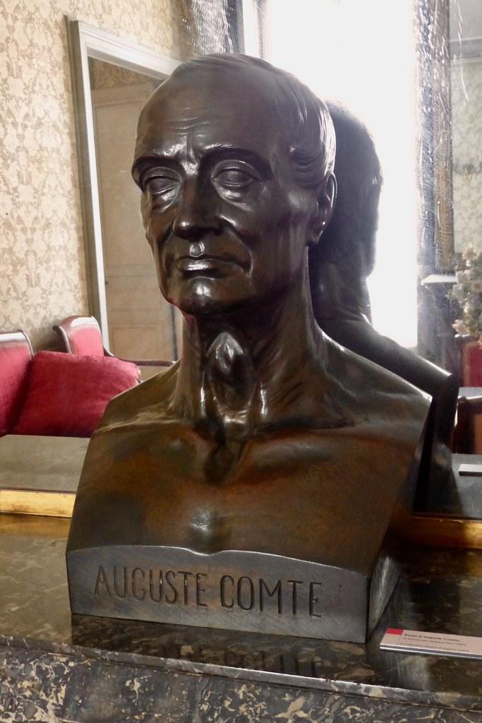 Home of Auguste Comte