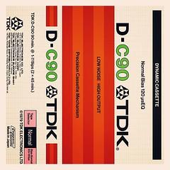Cassettes: TDK D-C90 (normal bias)