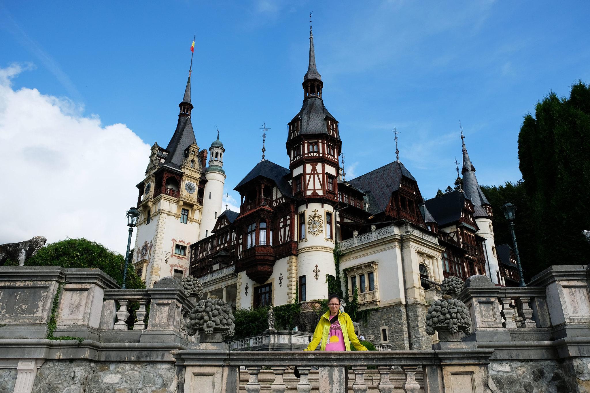 Peleș Castle, Transylvania, Romania