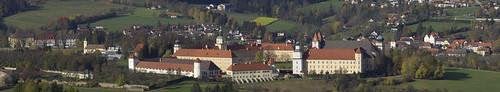 Abbey Vorau in Styria, Austria