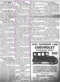 2018-8-2. Parade, News, 5-31-1923