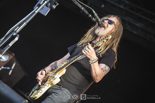 Alice In Chains @ Hellfest 2018, Clisson | 24/06/2018