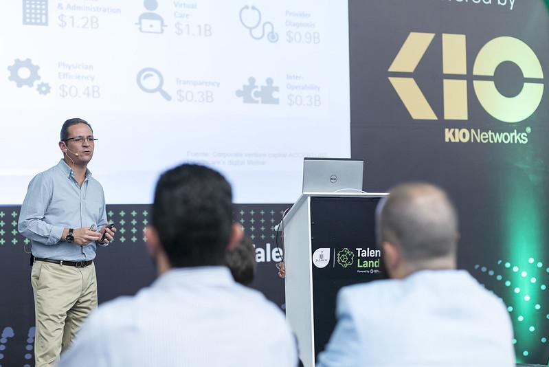KIO / Executive Summit Talent Land 2018