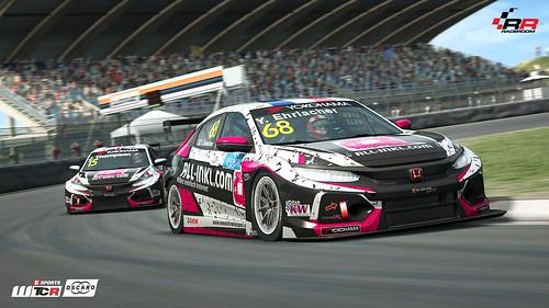 RaceRoom Honda Racing WTCR 2