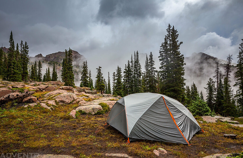 Camp In The Clouds